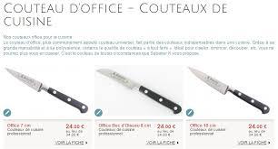 quel couteau de cuisine choisir comment évider les aliments avec un couteau
