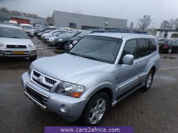 mitsubishi pajero mitsubishi pajero 3 2 did 65634 used available from stock