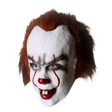 amazon com halloween clown cosplay costume pennywise cosplay the