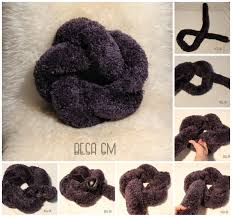 knot pillows knotted pillows tutorial besa gm