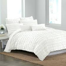 Ruffled Comforter Articles With Shabby Chic White Ruffle Comforter Tag Outstanding