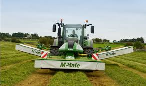 mchale english u2013 mchale pro glide b9000 combination mower