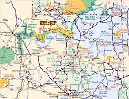 az city map map of arizona maps