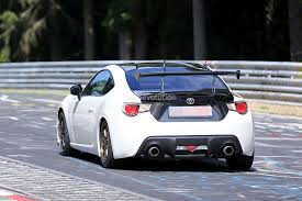 lexus rc f parts toyota testing rc f like special edition carbon fiber gt 86