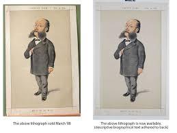 Vanity Greenwood Mall Vanity Fair Prints Newspapermen Spy Prints Chromolithographs