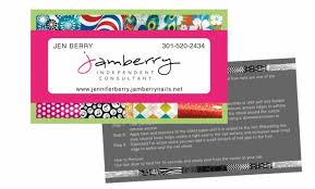 business cards for jamberry web design for photographers and