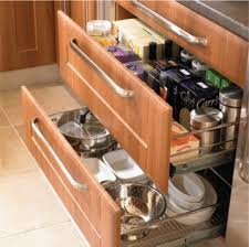 Kitchen Cabinet Drawers Insurserviceonlinecom - Kitchen cabinet rails