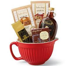 breakfast gift baskets breakfast batter bowl waffles pancakes gift baskets