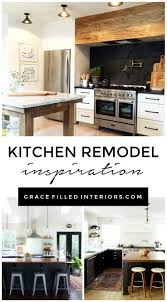 kitchen remodel idea grace filled interiors our kitchen remodel the before inspiration