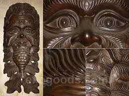 wood carving wall for sale wall mask of wood large carved ethnic adornment for home