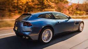 ferrari hatchback coupe 2018 ferrari gtc4lusso t review turbo v 8 makes this supercar