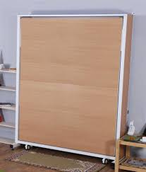 spaceone space saving wall fixing double bed buy spaceone space