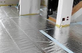 radiant floor heating warmzone