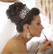 bridal hairstyle ideas wedding tiaras a key accessory for a wow factor wedding