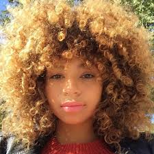puffy woman curly hair curly girls to follow on instagram best curly hair instagram