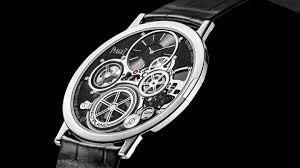 piaget altiplano the piaget altiplano ultimate concept is now the thinnest
