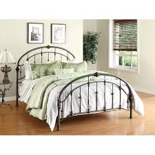 Iron Canopy Bed Iron Bed Queen Smartwedding Co