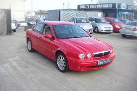 jaguar xj type used jaguar x type red for sale motors co uk