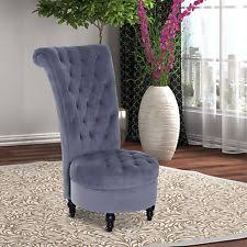 High Back Accent Chair Accent Chairs Ebay