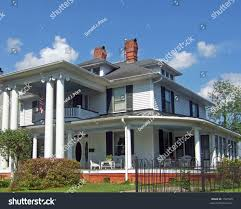 old colonial house stock photo 1527045 shutterstock