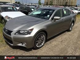 2013 lexus gs 350 for sale by owner new 2015 atomic silver lexus gs 350 awd executive package review