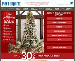 pier one imports black friday get your home ready for the holidays this black friday