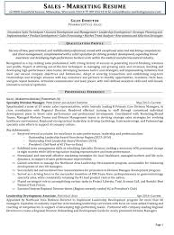 sales marketing resume resume u0026 linkedin profile writing