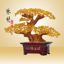 Style Tree Ornaments Vatican Home Decoration Resin Crafts Seasons Money Tree
