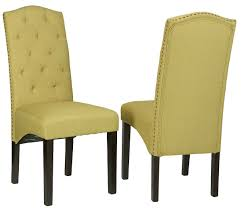 lime green dining chairs color and style
