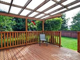 patio cheap outdoor roof ideas pergola designs covered roof