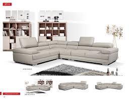 2119 sectional leather sectionals living room furniture
