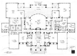architect floor plans pictures floor plans mansion the architectural digest
