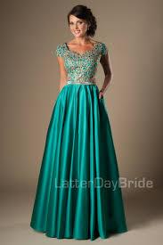 modest prom dress emily front emerald jpg prom pinterest