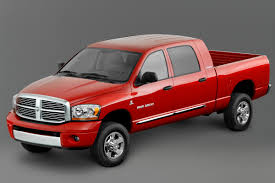 Dodge Ram Truck Model Years - some 2005 2007 model year ram trucks being recalled off road xtreme