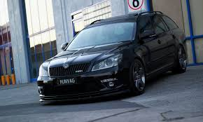 black on black skoda octavia vrs owner in melbourne