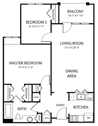 Floor Plans Royal Oaks Retirement Special Floor Plans