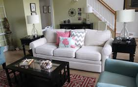mobile home living room decorating ideas shannons shabby chic double wide makeover regarding living room