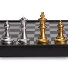 travel magnetic chess set 9 7