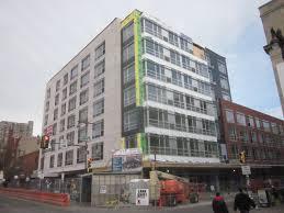 New apartment building at 1601 Washington Avenue may be the
