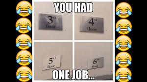 Job Memes - you had one job funniest one job memes youtube