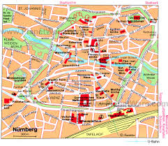 Ulm Germany Map by 12 Top Tourist Attractions In Nuremberg U0026 Easy Day Trips Planetware