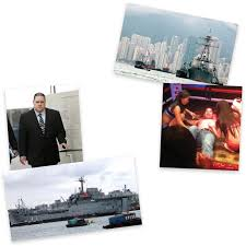 What Is A Flag Officer The Man Who Seduced The 7th Fleet The Washington Post