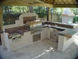 Outdoor Kitchen Design Plans Free Kitchen Designs Ideas Tile Backsplash For Outdoor Kitchen Area