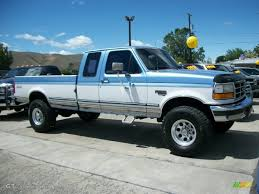 1996 ford f250 4x4 1996 reef blue metallic ford f250 xlt extended cab 4x4 66774422