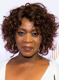 medium bob hairstyle front and back alfre woodward medium bob hairstyle curly full lace wig 100 real