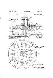 patent us3017150 revolving christmas tree stand google patents
