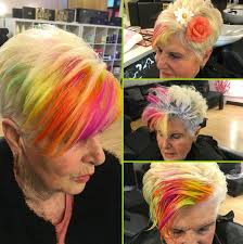 57year old hair color think you re too old for bright hair these ladies would beg to
