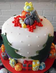 ten awesome christmas cake decoration ideas you will love part 2
