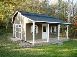 porch barns miller storage barns