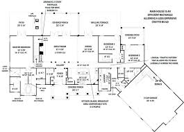 ranch home floor plans with walkout basement ranch home plans with walkout basement modern ranch house plans with
